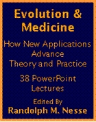 Lectures on evolution and medicine
