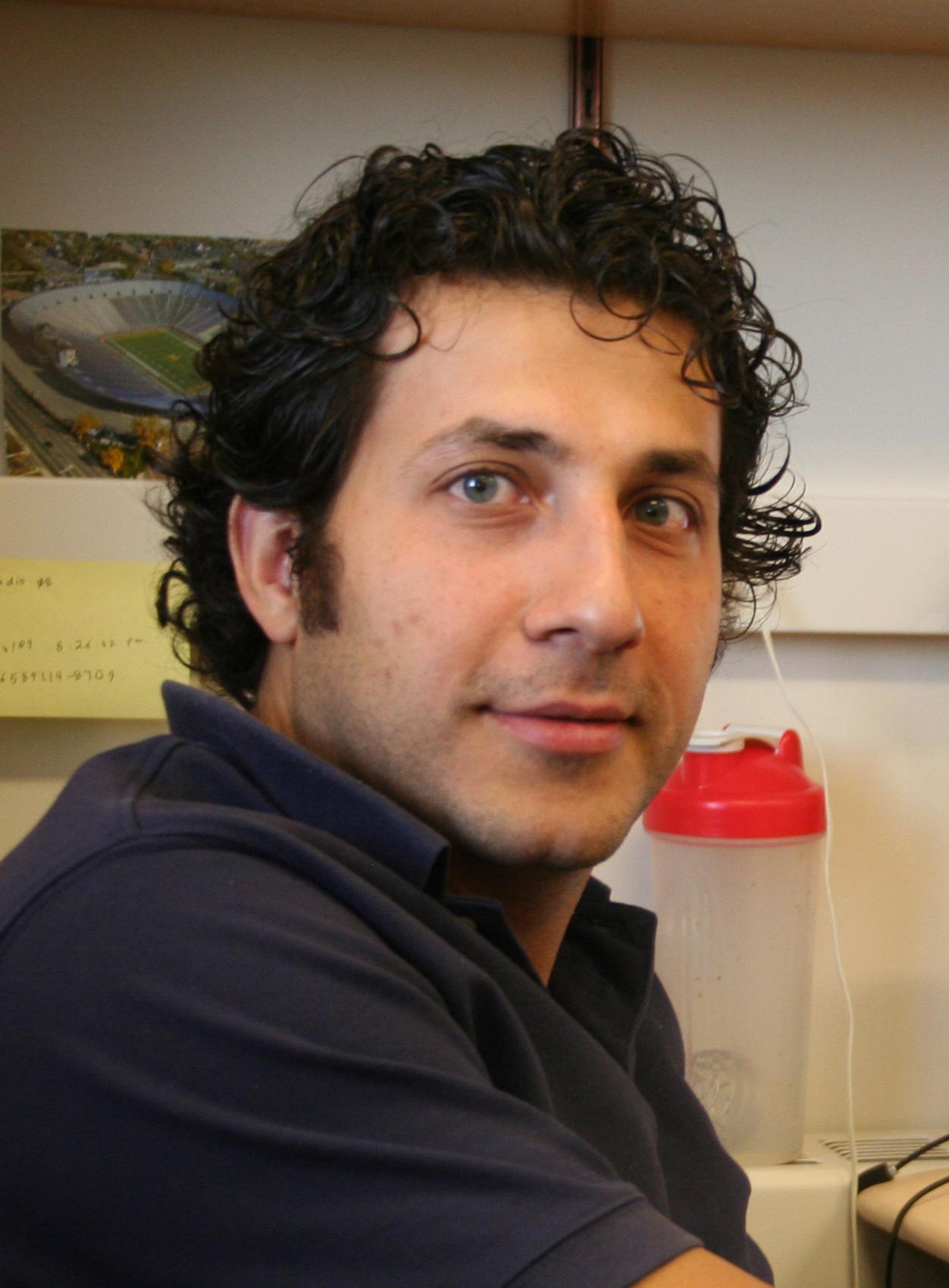 Ali Nazari