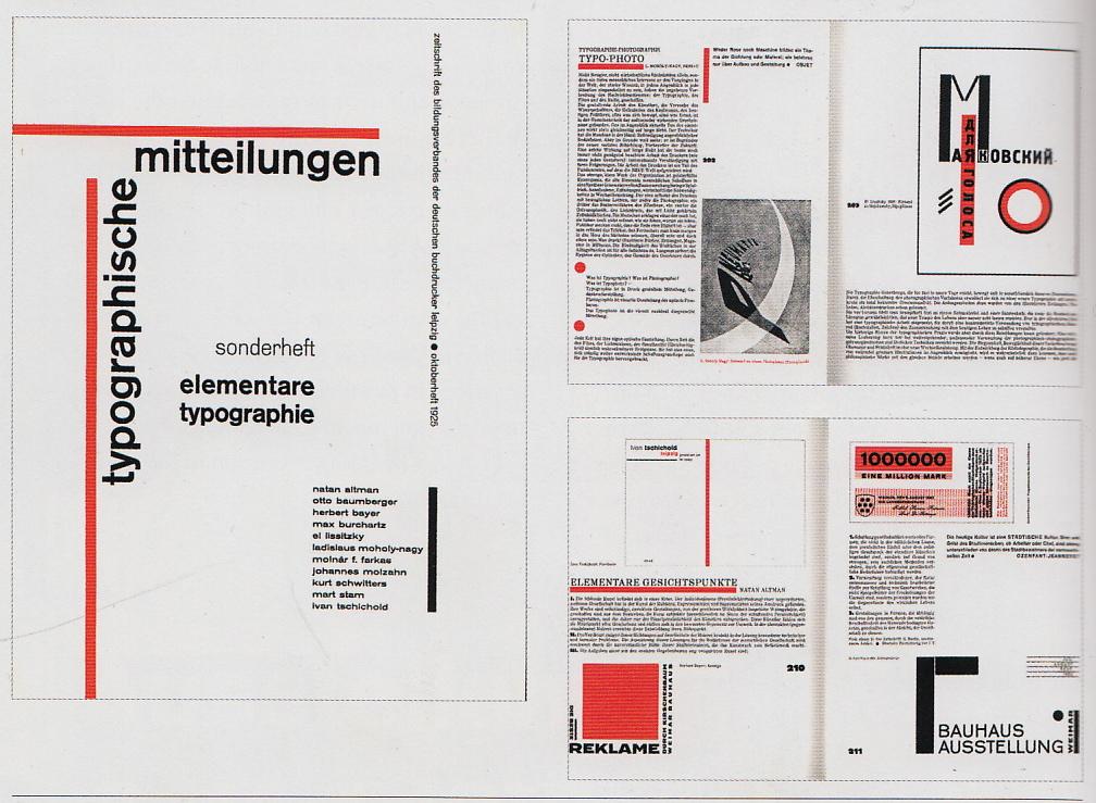 Kết quả hình ảnh cho Elementary Typography Jan Tschichold