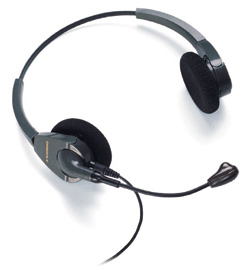 Use A Professional Headset With Your Cell Or Cordless Phone