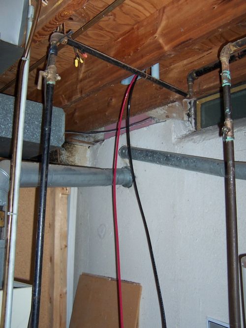 How To Install Electrical Wiring In A House