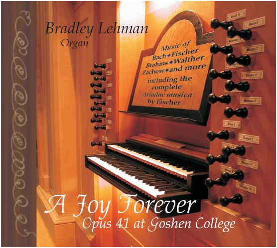 A Joy Forever - cover art