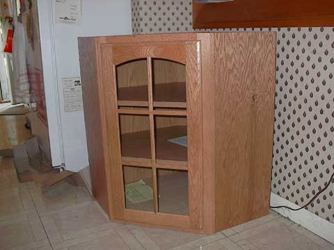 Upper corner kitchen cabinet upper corner glass cabinet