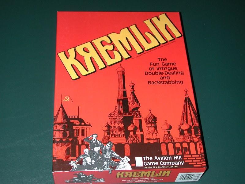 kremlin board game