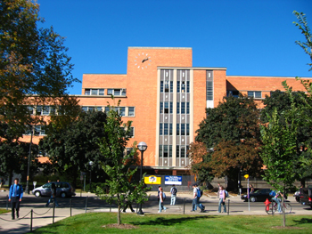University Of Michigan Campus Chronological Development