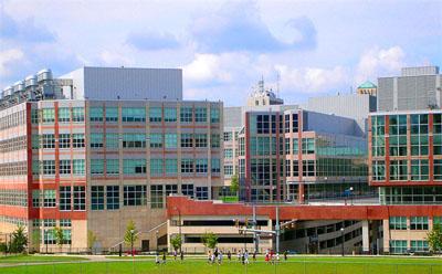 Life Sciences Buildings