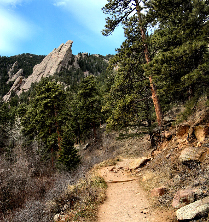 Hiking Tours Usa: Boulder & Denver, Colorado: Photos & Trip Report
