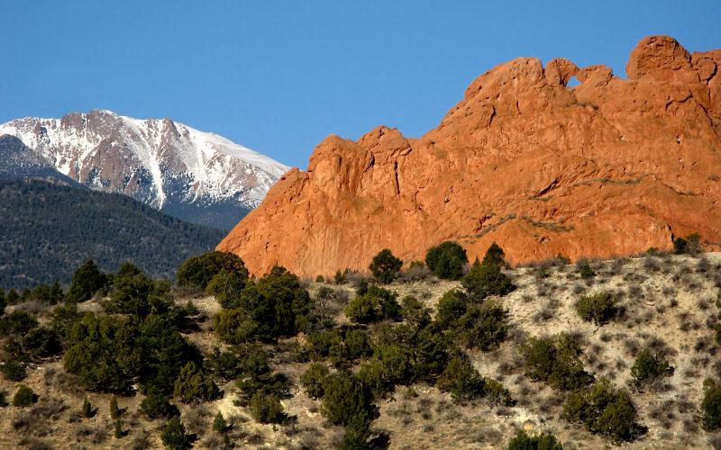 Garden Of The Gods Colorado Springs Colorado Photos Trip Report