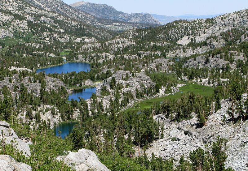 Little Lakes Valley Eastern Sierra California Photos