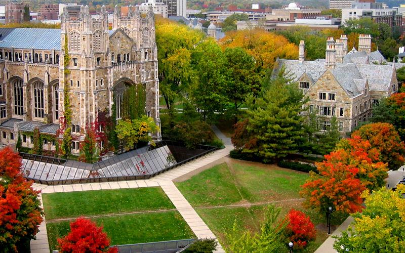 University Of Michigan Law School Quad Ann Arbor Photos