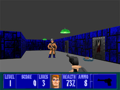 Wolfenstein 3D: High Resolution Texture, Model Packs and User-Made
