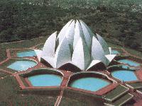 Baha'i House of Worship, New Delhi