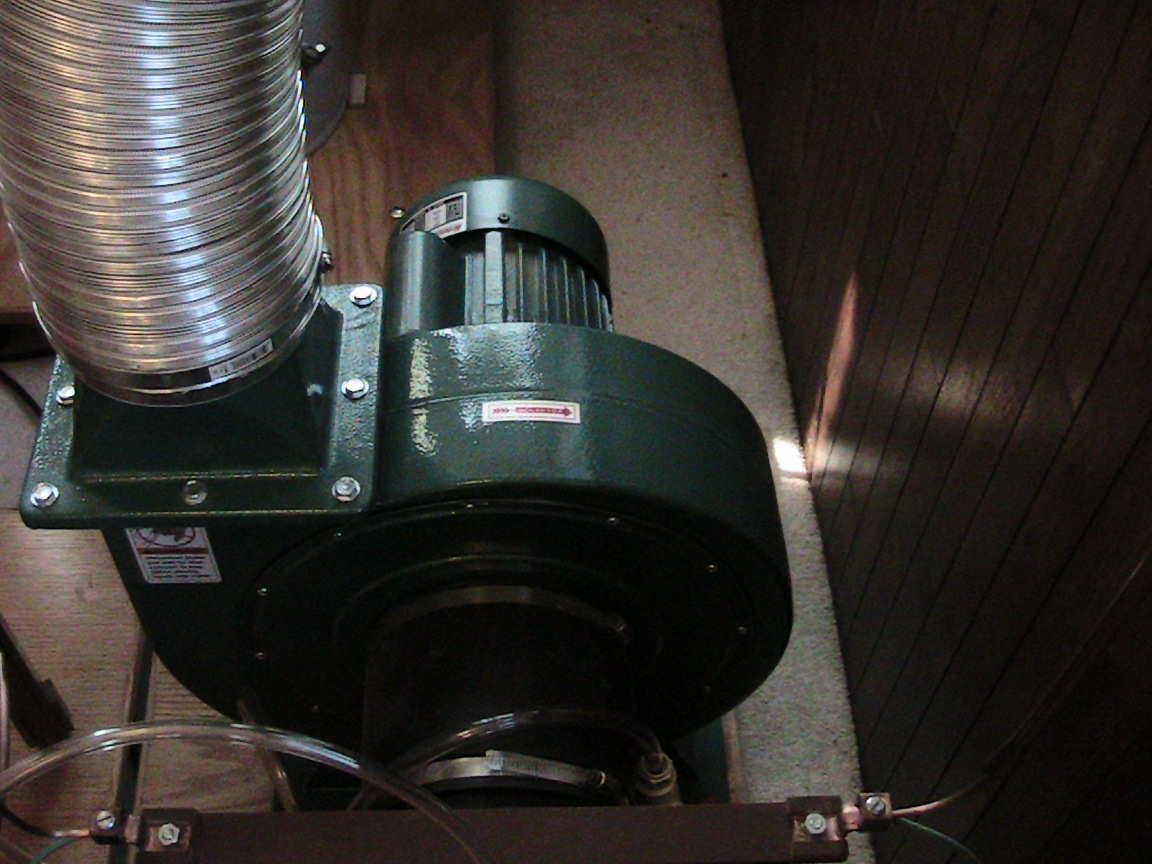 Industrial Dust Blowers : A high performance half wave