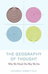 Geography of Thought cover