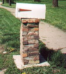 Mailbox Named Hubris
