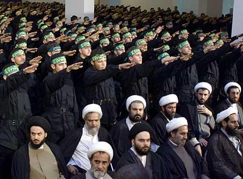نیروهای تازه آموزش دیدهء حاکمان ایران