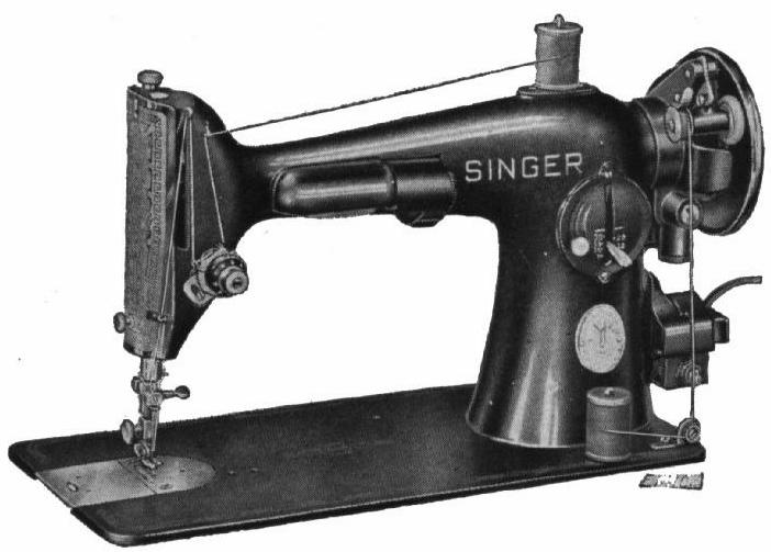 Singer Sewing Company Information