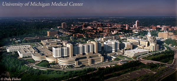 University Of Michigan Medical Center >> Work Page