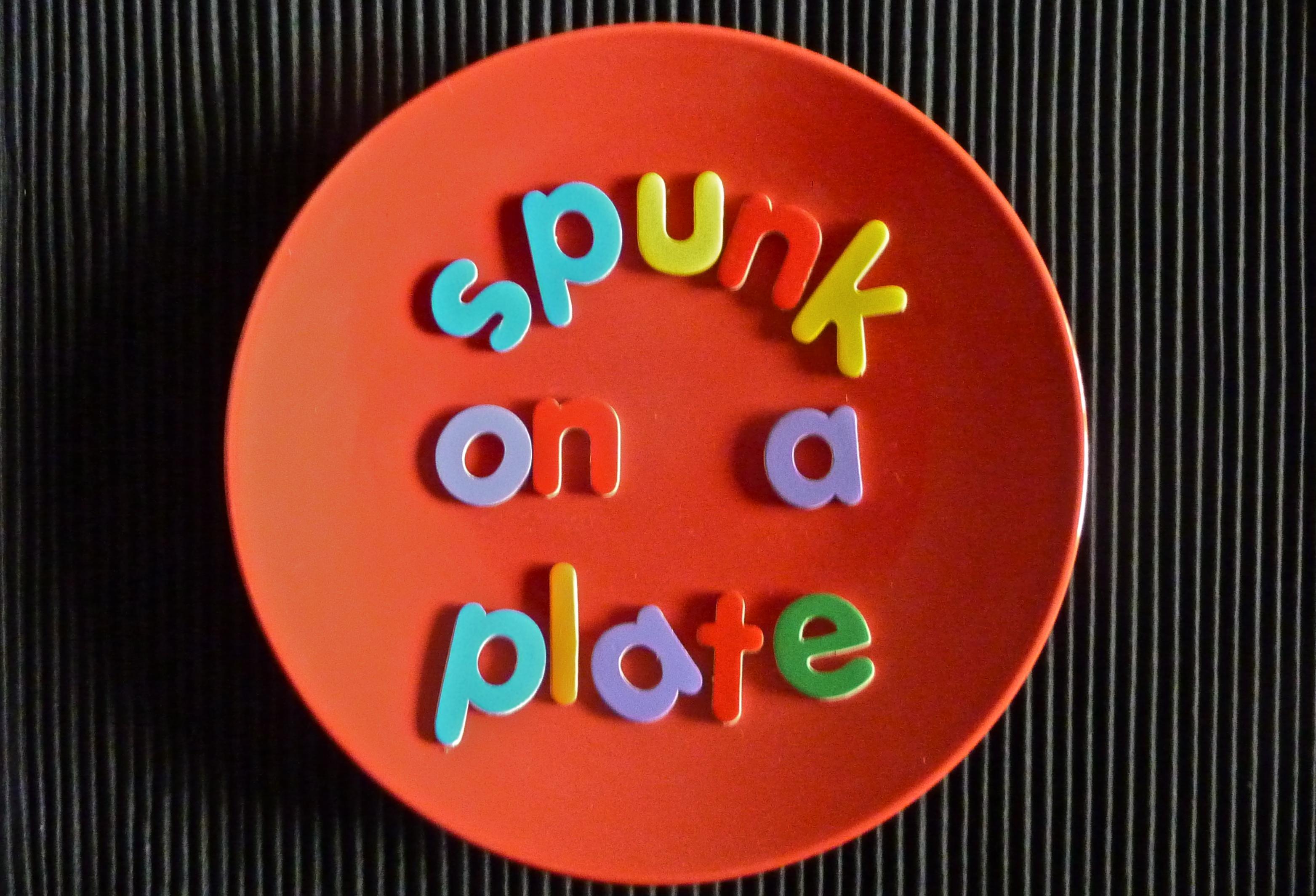 Spunk in food
